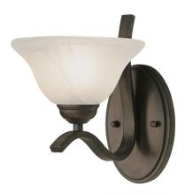 "Trans Globe PL-2825 ROB - Hollyslope 7.5"" Wall Sconce"