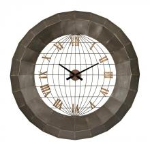 Sterling Industries 138-151 - OVERSIZED METAL WALL CLOCK