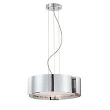 Eurofase Online 12530-045 - Dervish 3-Light Pendant, Satin Nickel Finish