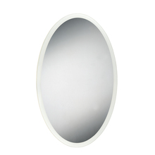 Eurofase Online 29103-010 - Oval Edge-Lit LED Mirror, 35.5 Inches High by 23.5 Inches Wide - Model 29103-010