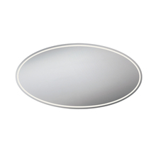 Eurofase Online 29106-011 - Oval Back-Lit LED Mirror, 35.5 Inches High by 70.75 Inches Wide - Model 29106-011