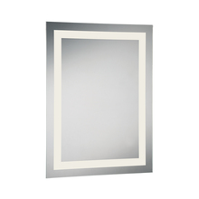Eurofase Online 29108-015 - Rectangular Back-Lit LED Mirror, 31.5 Inches High by 23.5 Inches Wide - Model 29108-015