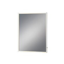 Eurofase Online 31479-011 - Medium Rectangular Edge-Lit LED Mirror, 32 Inches High by 24 Inches Wide - Model 31479-011