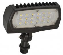 Nuvo 65-127 - LED 12W Flood Light Bronze