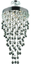 Elegant 2006D20C/RC - 2006 Galaxy Collection Hanging Fixture D20in H36in  Lt:9 Chrome Finish (Royal Cut Crystal)