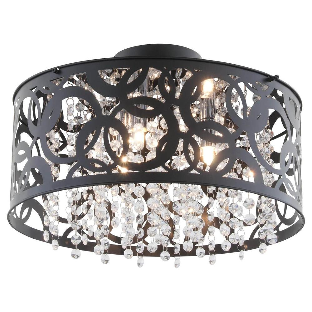 15 semi flush mount dvp14712eb cry park lighting 15 semi flush mount aloadofball Choice Image