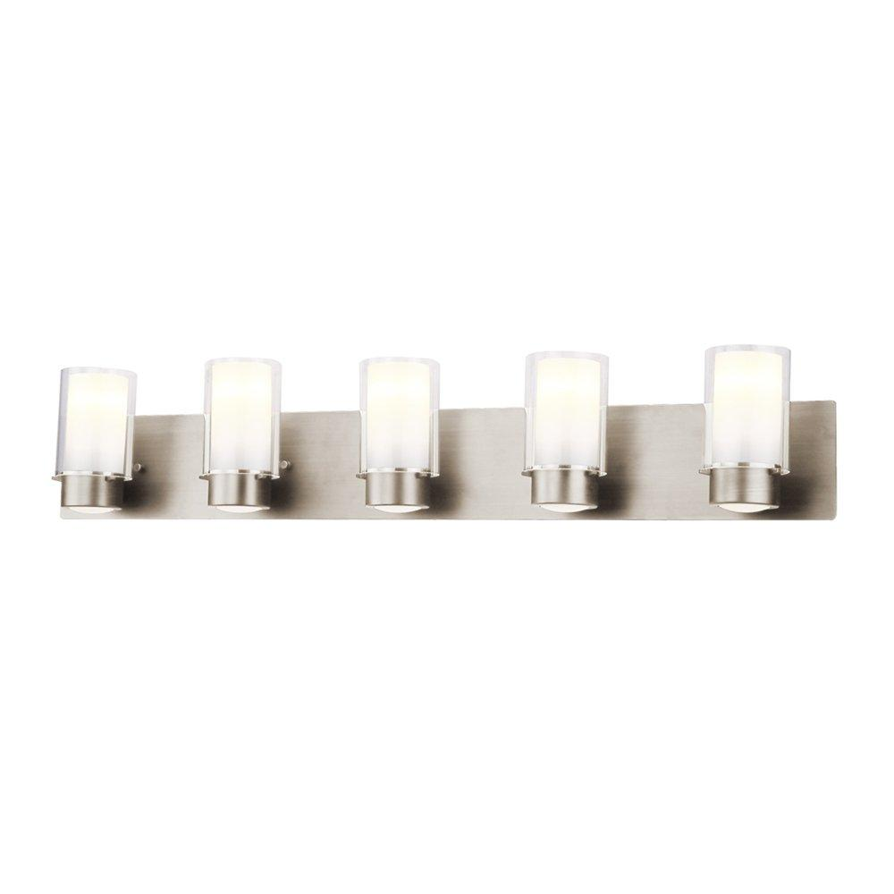 Five Light Vanity