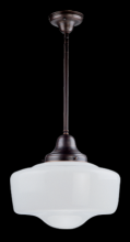 DVI DVP7521SN - One Light Semi Flush/pendant