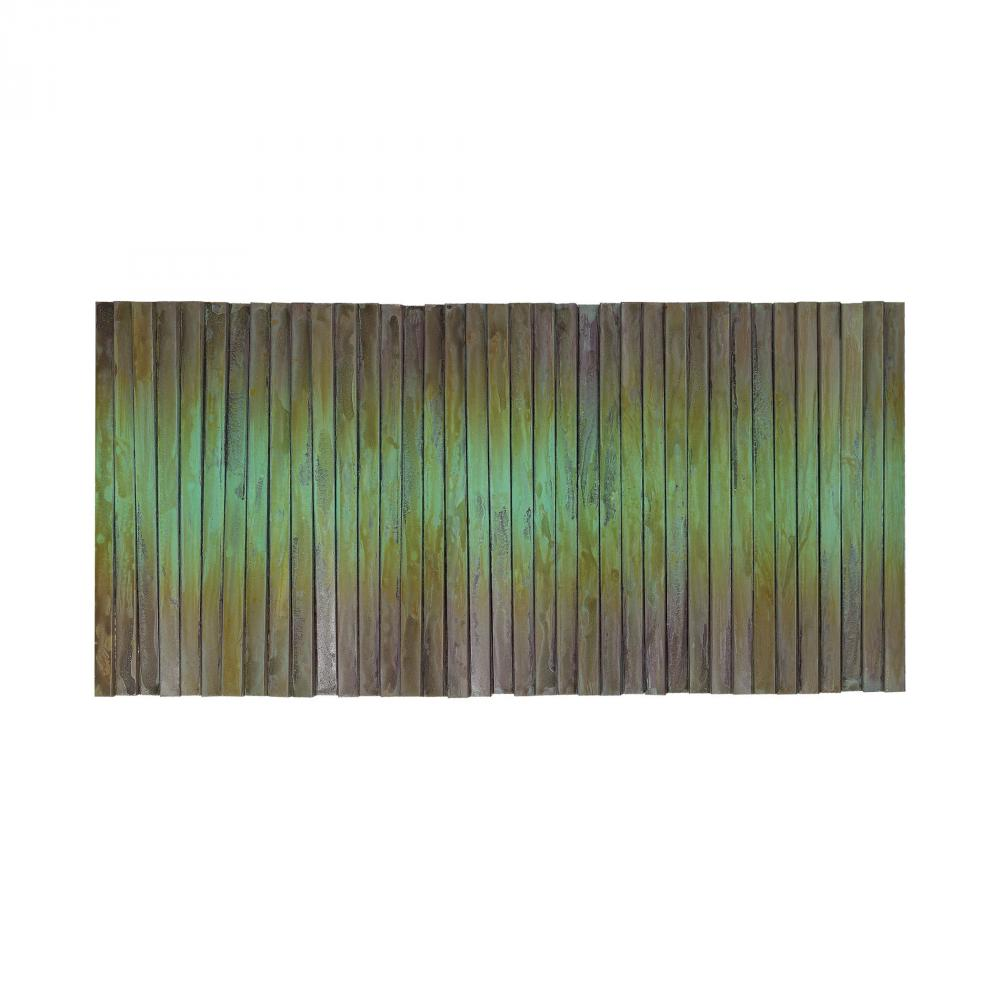 Metal Wave Wall Art