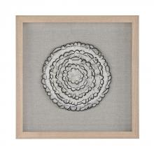 Dimond 168-012 - Feather Swirl Wall Decor