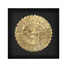 Dimond 3168-019 - Gold Feather Spiral