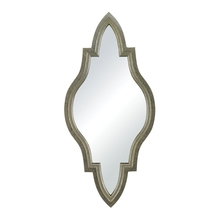 5c9b85f8aab4 Elk Home 138-066 - MIN 2-MOROCCAN INSPIRED MIRROR IN SILVER FRAME
